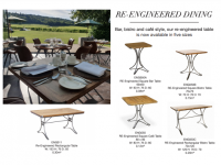Re-engineered Dining