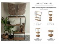 Verso - Shelves