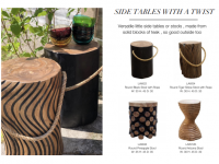 Side Tables Twist