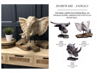 Homeware Animals