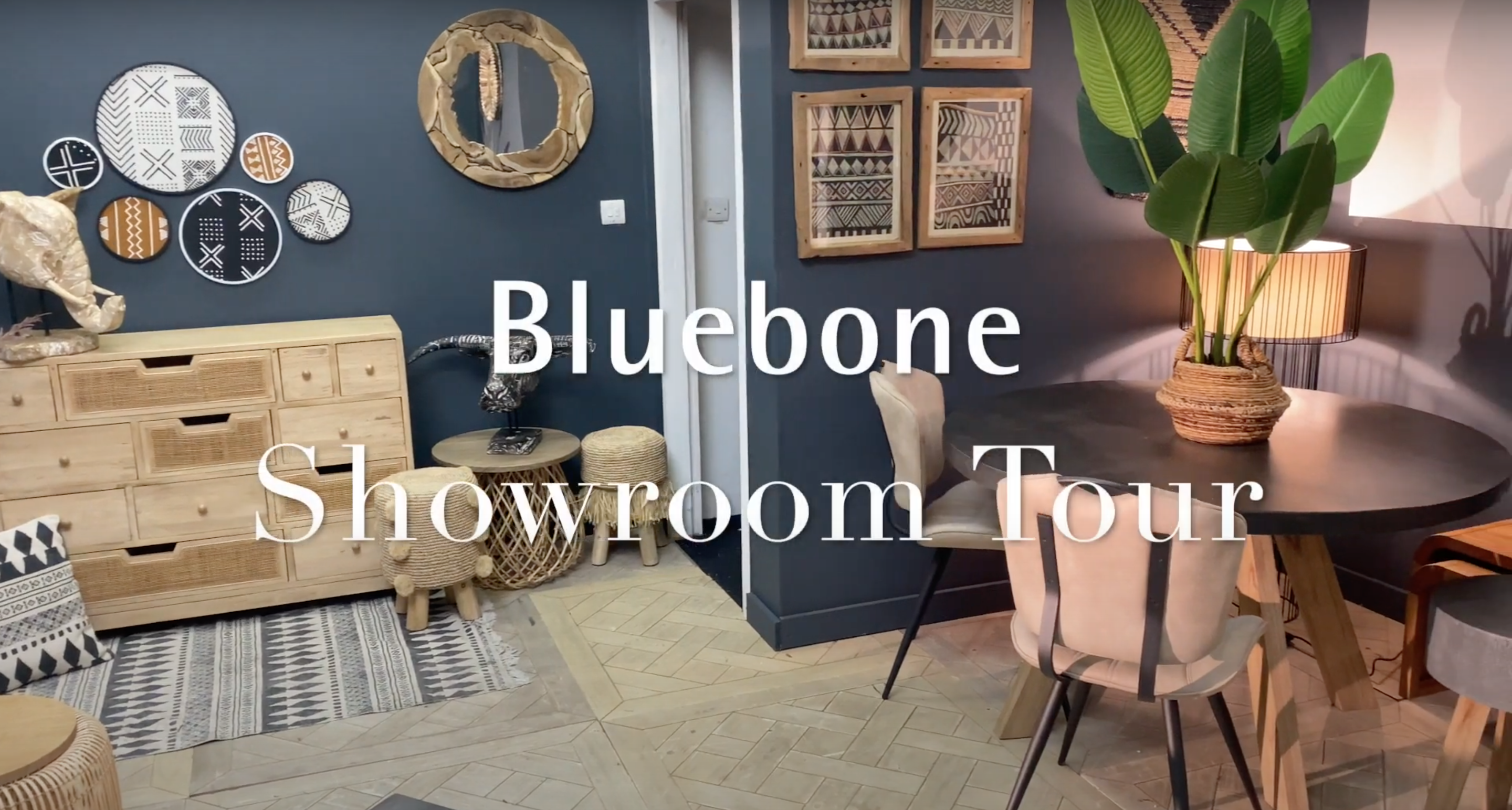 Bluebone Showroom Tour