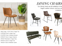 44 - Dining Chairs